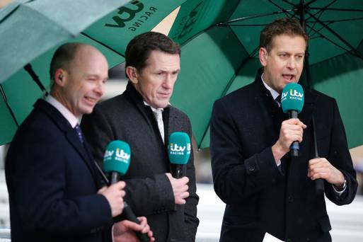 Sir Anthony McCoy renews ITV co-presenting role for 2018