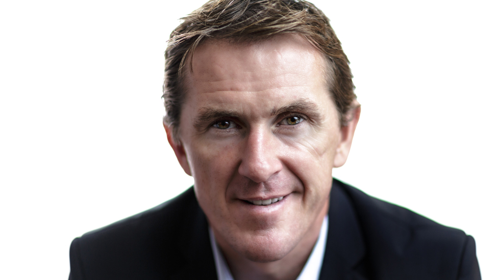 Sir AP McCoy gives Motivational Talk to Executive Institute