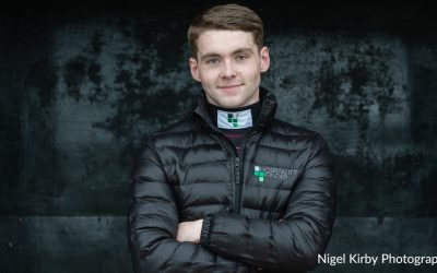 Jonjo O'Neill Jr. extends his Sponsorship with Hospitality Finder