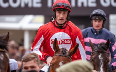 Sam Twiston-Davies makes riding debut in the United States