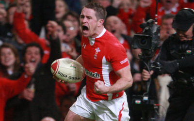 Shane Williams, MBE