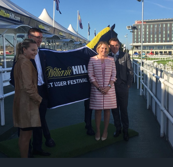 Emma Spencer leads William Hill's St Leger Activity at Doncaster