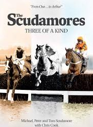 """Peter Scudamore releases new Book """"The Scudamores: Three of a Kind:"""