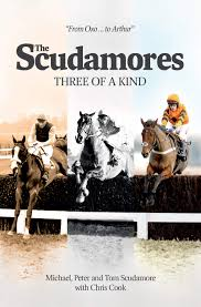 "Peter Scudamore releases new Book ""The Scudamores: Three of a Kind:"