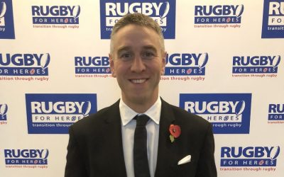 Ryan Jones is appointed WRU Performance Director