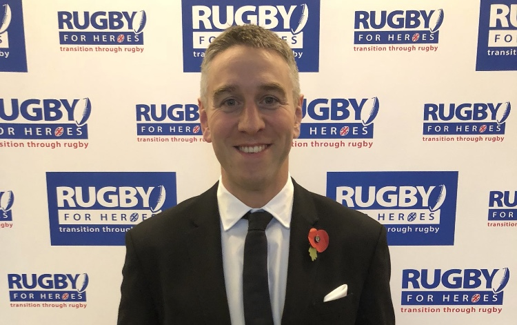 Ryan Jones is appointed WRU Performance Director