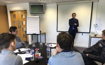 Sir Anthony McCoy holds workshop for Conditional Jockeys