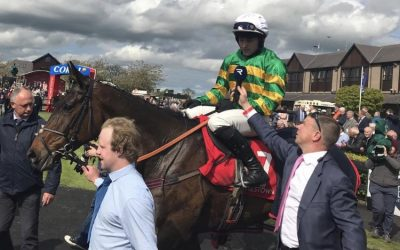 Jonjo O'Neill Jr wins at Punchestown on Musical Slave
