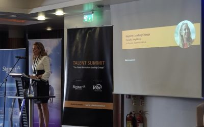 Chanelle, Lady McCoy gives Keynote Speech at Talent Summit