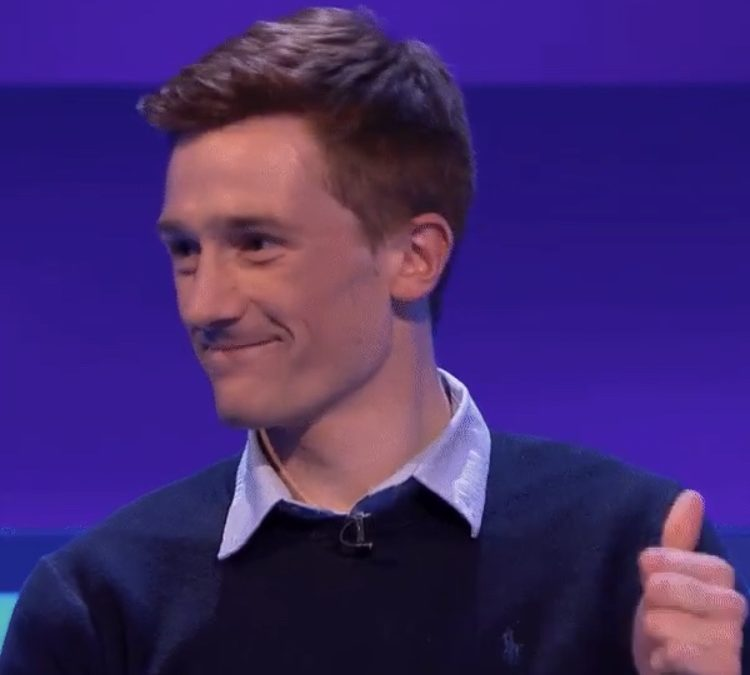 Sam Twiston-Davies Appears on A Question of Sport panel