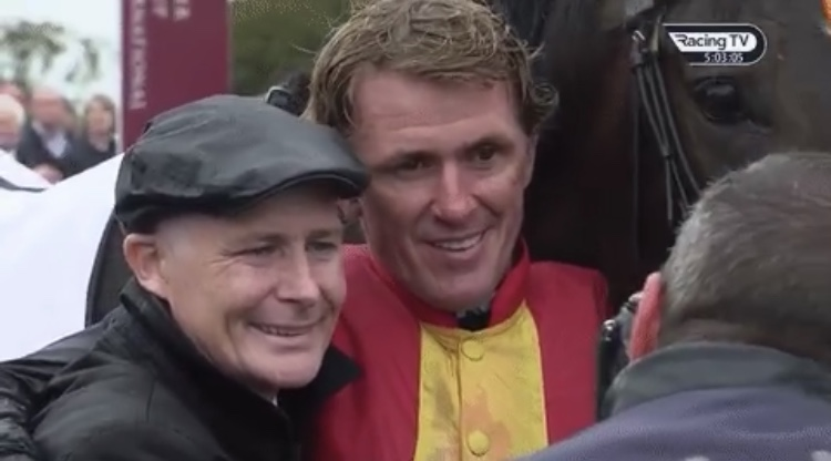 AP McCoy is crowned Champion of Champions at the Curragh