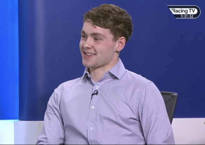 Jonjo O'Neill Jr makes Racing TV Appearance