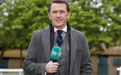 Sir Anthony McCoy Delivers Zoom Q&A to Beatson Audience