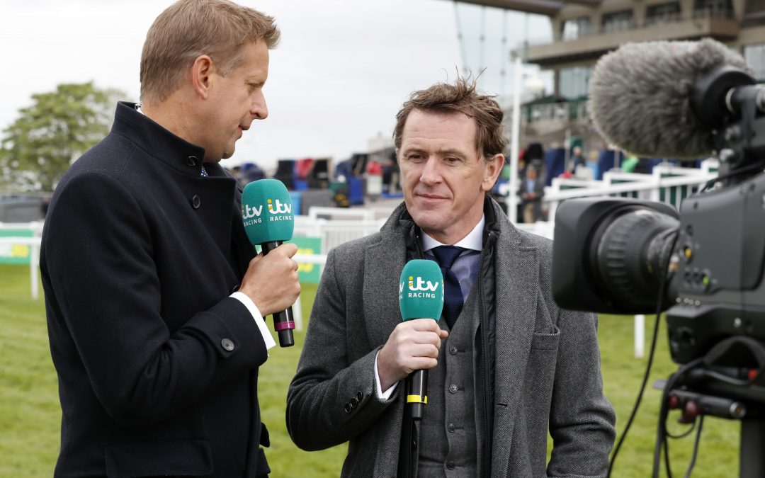 Sir Anthony McCoy features in The Metro newspaper