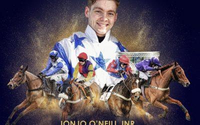Jonjo O'Neill Jr is crowned Champion Conditional Jockey