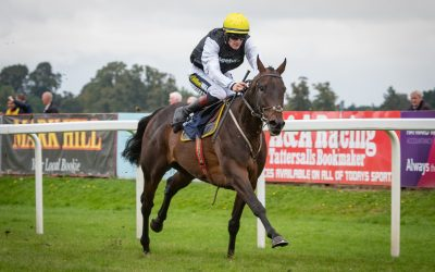 Sam Twiston-Davies continues his Sponsorship with William Hill