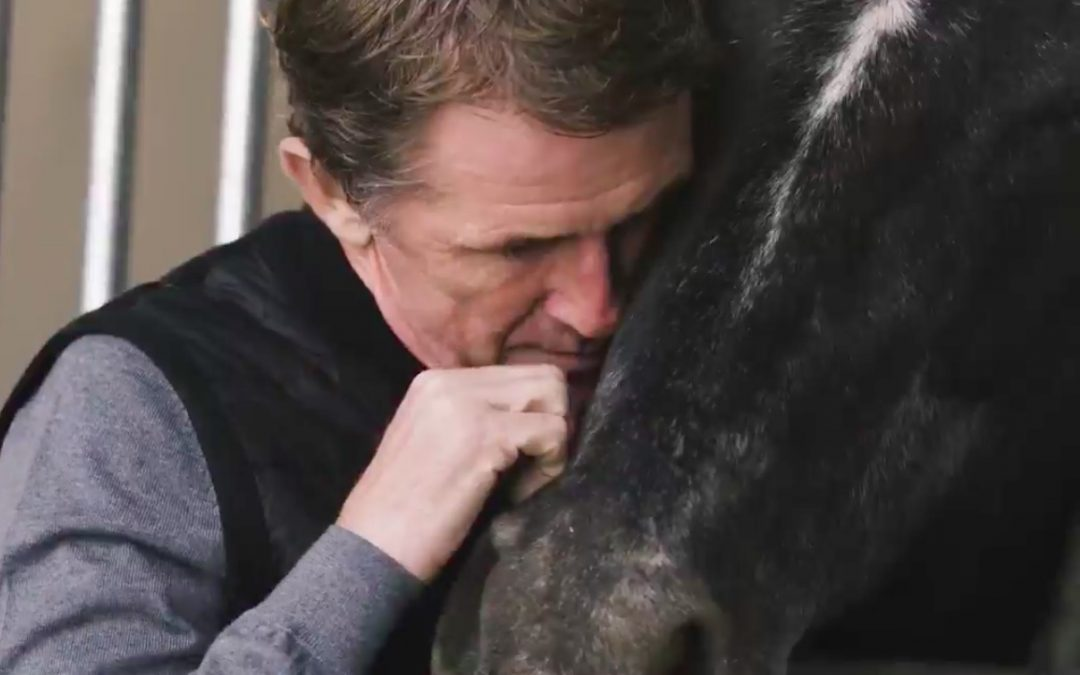 Sir AP McCoy becomes Ambassador for WellChild charity