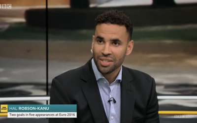 Hal Robson-Kanu joins BBC TV for Wales' Opening Euros Match