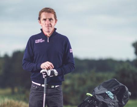 Sir AP McCoy becomes an Ambassador for the Legends Golf Tour